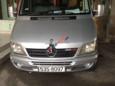 Cần bán xe Mercedes 313 sản xuất năm 2010, màu bạc chính chủ