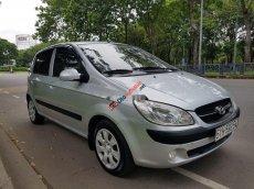 Cần bán Hyundai Getz năm 2009, màu bạc, xe nhập ít sử dụng