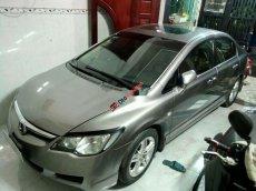 Bán Honda Civic sản xuất năm 2007, màu xám, chính chủ, giá 335tr