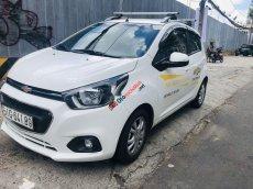Cần bán gấp Chevrolet Spark LT năm sản xuất 2018, màu trắng