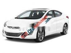 Bán Hyundai Elantra 2014, màu trắng, nhập khẩu, chính chủ, giá tốt