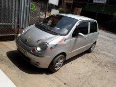 Cần bán lại xe Daewoo Matiz MT năm sản xuất 2003, màu xám, giá 62tr