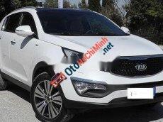 Bán Kia Sportage năm sản xuất 2014, màu trắng, nhập khẩu nguyên chiếc số tự động, 740 triệu