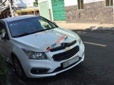 Cần bán Chevrolet Cruze MT năm 2016, màu trắng