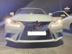 Cần bán Lexus IS 250 năm 2007, màu trắng, nhập khẩu nguyên chiếc