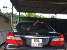 Bán Toyota Camry năm sản xuất 2003, màu đen, nhập khẩu