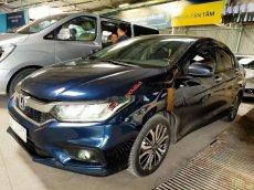 Bán Honda City 1.5AT sản xuất năm 2018, màu xanh lam số tự động