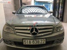 Cần bán Mercedes C230 Avantgarde 2008, màu xám, xe gia đình