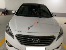 Bán Hyundai Sonata 2.0 AT đời 2015, màu trắng, nhập khẩu nguyên chiếc chính chủ, 750tr
