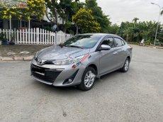 Cần bán lại xe Toyota Vios 1.5G đời 2019, màu bạc, giá chỉ 559 triệu