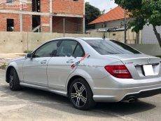 Cần bán gấp Mercedes C200 năm 2014, màu bạc