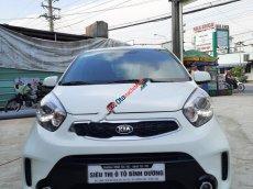 Cần bán lại xe Kia Morning Si AT sản xuất 2016, màu trắng