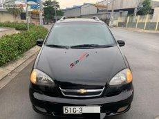 Bán Chevrolet Vivant CDX-MT đời 2008, màu đen, số sàn