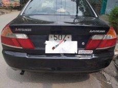 Bán Mitsubishi Lancer GLX 1.6 MT đời 2000, màu đen số sàn