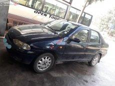 Bán ô tô Fiat Siena đời 2001, màu xanh lam xe còn mới