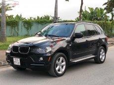 Bán BMW X5 3.0si đời 2007, màu đen, xe nhập chính chủ, giá chỉ 480 triệu