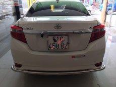 Cần bán Toyota Vios 1.5G đời 2017, màu trắng