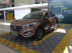 Bán xe Hyundai Tucson 2.0 ATH sản xuất năm 2015, màu nâu, xe nhập, giá chỉ 768 triệu