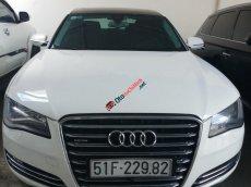 Cần bán Audi A8 đời 2011, màu trắng, nhập khẩu