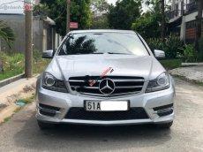Cần bán xe Mercedes đời 2014, màu bạc xe nguyên bản