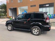 Cần bán Toyota Prado năm 2008, màu đen, nhập khẩu chính hãng