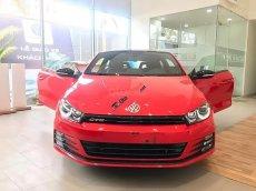 Bán xe Volkswagen Scirocco GTS đời 2018, màu đỏ, xe mới 100%, sẵn hàng, số lượng có hạn