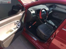 Cần bán xe Kia Morning Si AT năm sản xuất 2017, màu đỏ