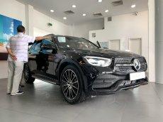 Bán ô tô Mercedes GLC 300 đời 2020, màu đen, nhập khẩu
