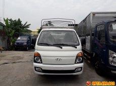 Bán xe tải Hyundai Porter H150 thùng bạt