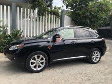 Bán Lexus RX 350 AT đời 2010, màu đen, nhập khẩu nguyên chiếc xe gia đình