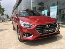 Hyundai An Phú - Bán Hyundai Accent 1.4 AT sản xuất năm 2019, màu đỏ