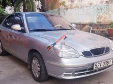Bán Daewoo Nubira sản xuất năm 2002, màu bạc