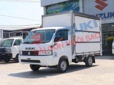 Suzuki Super Carry Pro - Xe tải Nhật, sản xuất năm 2019, màu trắng, giá rẻ
