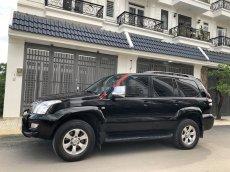 Xe Toyota Prado 4x4 đời 2008, màu đen, xe nhập còn mới