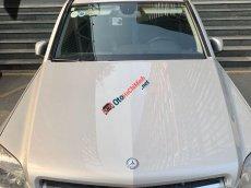 Bán xe Mercedes GLK năm sản xuất 2009, màu bạc, giá tốt