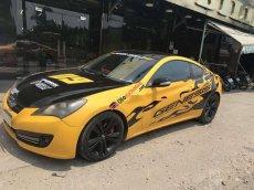 Cần bán lại xe Hyundai Genesis đời 2010, màu vàng chính chủ, 460 triệu