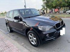 Cần bán BMW X5 đời 2007, màu đen, nhập khẩu còn mới
