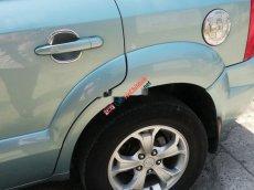 Bán ô tô Hyundai Tucson sản xuất 2009, màu xanh