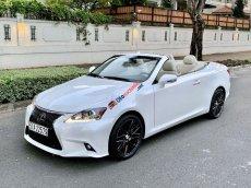 Cần bán Lexus IS250C đời 2011, màu trắng, nhập khẩu