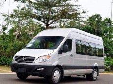 Xe du lịch JAC 16 chỗ Sunray V6 hàng nhập khẩu chất lượng cao