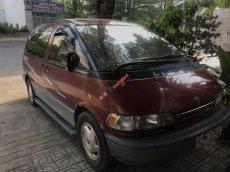 Bán Toyota Previa năm sản xuất 1991, màu nâu, nhập khẩu nguyên chiếc chính chủ, giá 110tr