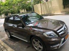 Cần bán Mercedes GLK 250 2014, màu nâu, xe nhập
