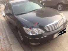 Cần bán lại xe Toyota Camry sản xuất năm 2003, màu đen, 270 triệu