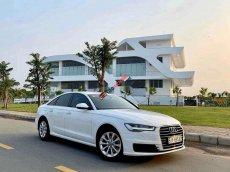 Bán Audi A6 1.8 TFSi sản xuất 2016, màu trắng, nhập khẩu
