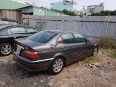 Bán BMW 3 Series 318i năm sản xuất 2002, màu xám, nhập khẩu