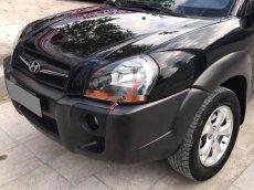 Bán Hyundai Tucson sản xuất năm 2009, màu đen, xe nhập xe gia đình