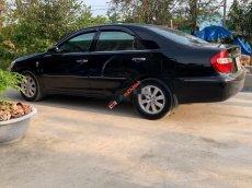 Cần bán Toyota Camry V6 đời 2003, màu đen, 355tr