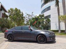 Bán ô tô Kia Optima năm sản xuất 2015, màu xám, nhập khẩu nguyên chiếc, giá chỉ 668 triệu