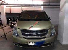 Cần bán lại xe Hyundai Starex sản xuất 2009, màu vàng, nhập khẩu