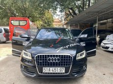 Cần bán Audi Q5 năm 2012, màu đen, xe nhập, giá rẻ